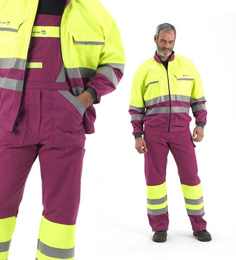 Outfits and Smocks - personalised Workwear