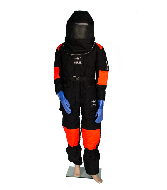 WASP PROTECTIVE SUIT MODEL 1512