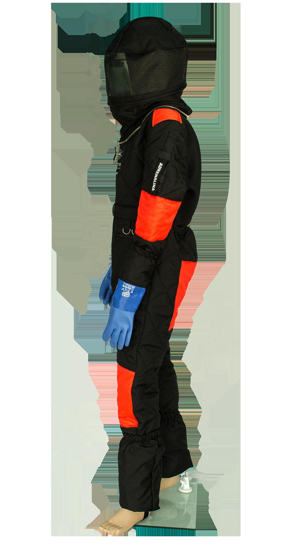 Xorsa - traje avispa velutina Modelo 1512